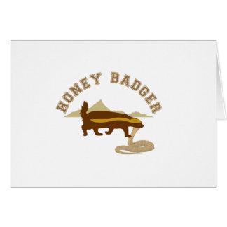 honey badger cobra killa card