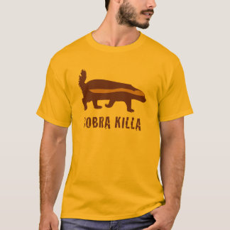 HONEY BADGER COBRA KILLA CLASSIC T-Shirt