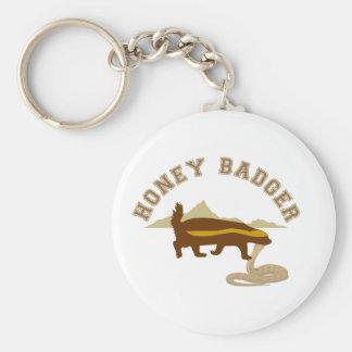 honey badger cobra killa keychain