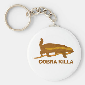 honey badger cobra killa keychain