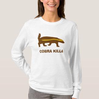 Honey Badger Cobra Killa Ladies Hoodie