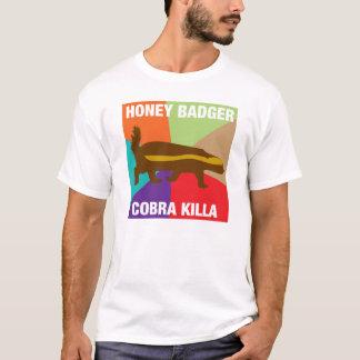 honey badger cobra killa meme T-Shirt