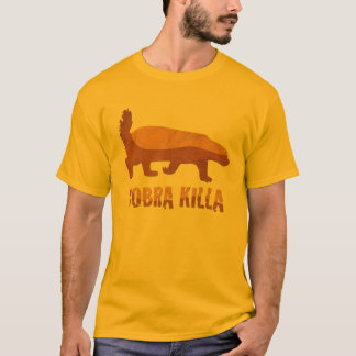Honey Badger Cobra Killa T-Shirt