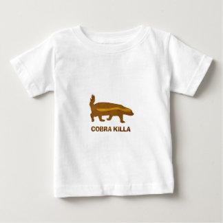Honey Badger Cobra Killa Vintage Baby T-Shirt