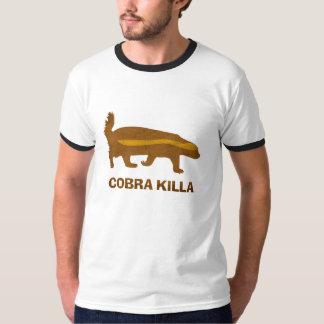 Honey Badger Cobra Killa Vintage T-Shirt