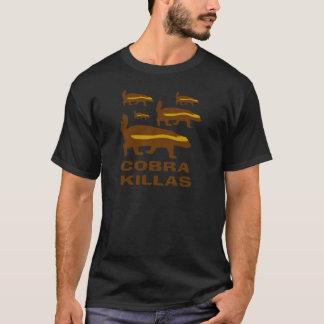 Honey Badger Cobra Killas T-Shirt