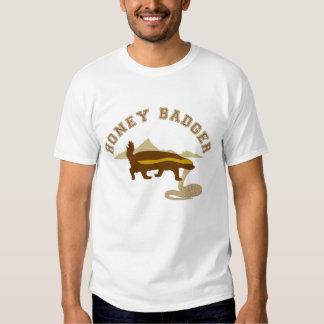 Honey Badger Cobra Tee Shirt