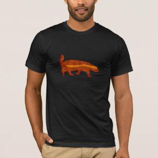 Honey Badger cracked T-Shirt