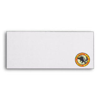 HONEY BADGER doesnt play well with others Envelope