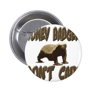 honey badger dont care 1 buttons