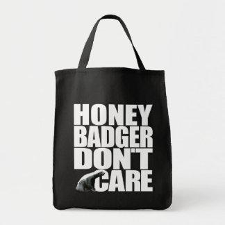 Honey Badger Don't Care Bag