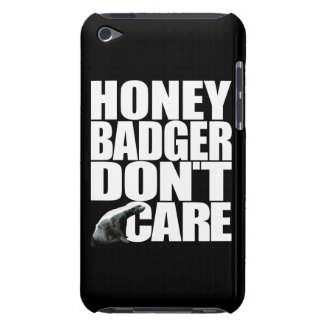 Honey Badger Don't Care Case iPod Touch Cover