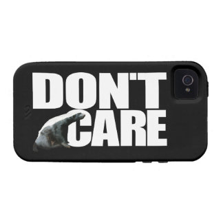 Honey Badger Don't Care Case-Mate iPhone 4 Covers