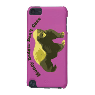 Honey Badger Don't Care iPod touch case