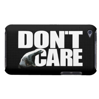 Honey Badger Don't Care iPod Touch Covers