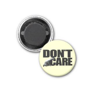 Honey Badger Don't Care Magnet