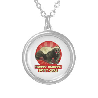 Honey Badger Don't Care Jewelry