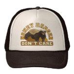 Honey Badger Don't Care Trucker Hat
