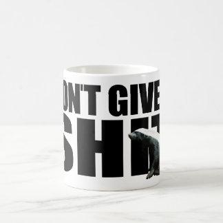 Honey Badger Don't Give A Shit Mug