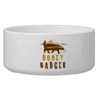 honey badger food bowl