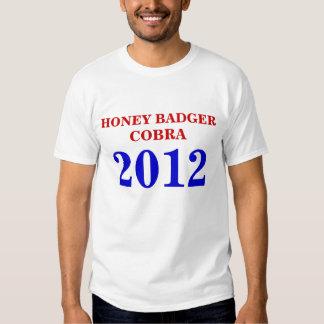 Honey Badger for President Shirt