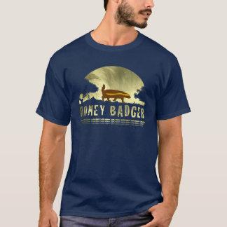 Honey Badger Golden Sun T-Shirt