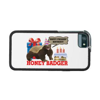 Honey Badger Happy Freakin' Birthday Case For iPhone 5/5S