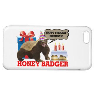 Honey Badger Happy Freakin' Birthday Case For iPhone 5C