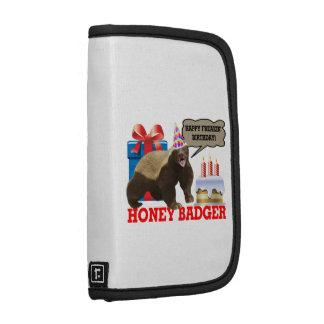 Honey Badger Happy Freakin' Birthday Planners