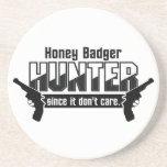 Honey Badger Hunter coaster