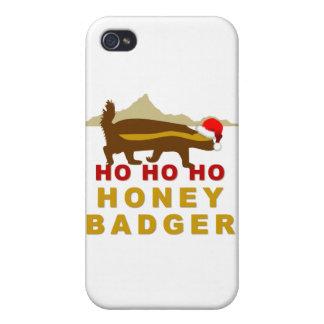 Honey Badger iPhone 4 Cases