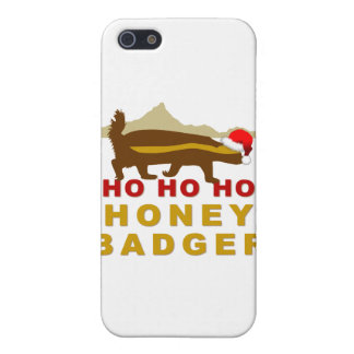 Honey Badger Cover For iPhone 5