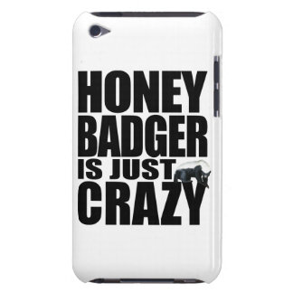 Honey Badger Is Just Crazy Barely There iPod Cover