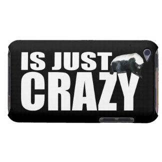 Honey Badger Is Just Crazy iPod Touch Case