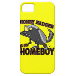 honey badger is my homeboy iPhone 5 covers