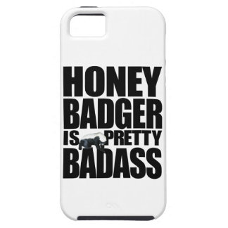 Honey Badger Is Pretty Badass iPhone SE/5/5s Case