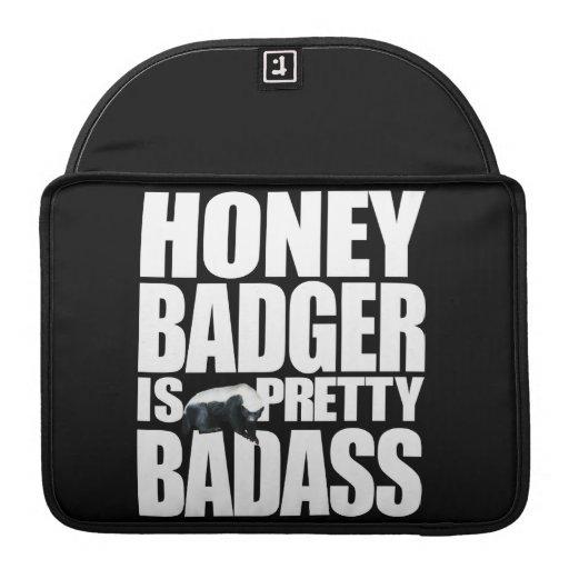 """Honey Badger Is Pretty Badass Macbook Pro 13"""" Sleeve For MacBook Pro"""