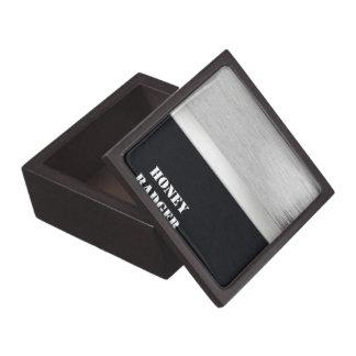 Honey badger jewelry box
