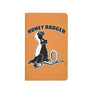 Honey badger journal