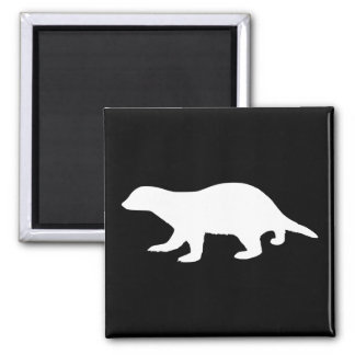 Honey Badger Magnet