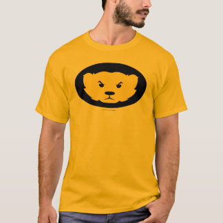 HONEY BADGER MAN Classic Edition for light shirt