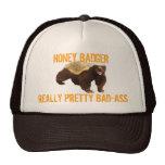 Honey Badger Mesh Hats
