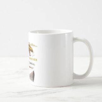 Honey Badger More Cowbell Coffee Mug