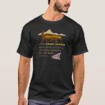 Honey Badger More Cowbell T-Shirt