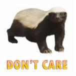 """Honey Badger Photo Sculpture<br><div class=""""desc"""">Honey Badger Photo Sculpture</div>"""