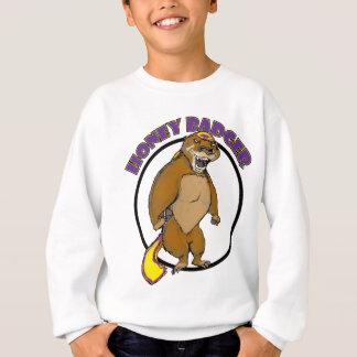 Honey Badger.png Sweatshirt