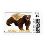 Honey Badger Postage
