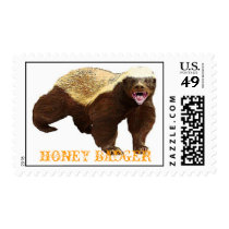 Honey Badger Postage