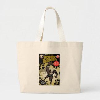 Honey badger retro bags