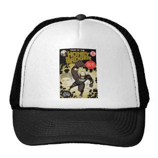 Honey badger retro trucker hats
